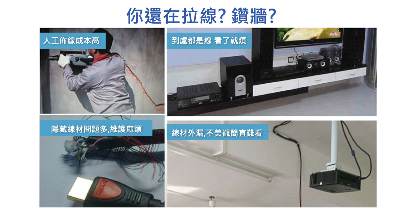 HDMI無線延長器